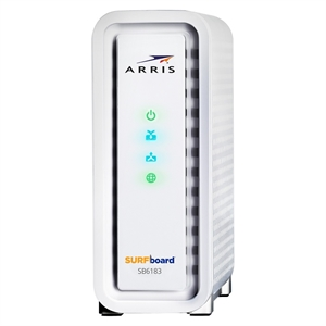 Arris SURFboard 16X Cable Modem - White (SB6183)
