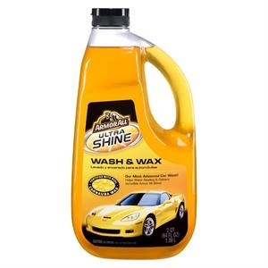 Armor All Ultra Shine Wash & Wax Car Wash 64-oz.
