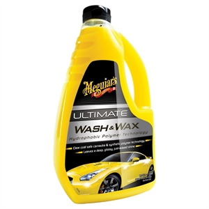 Meguiar's Ultimate Wash & Wax Auto Care Fluid 48-oz.