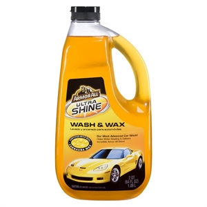 Armor All Ultra Shine Car Wash and Wax 64-oz.