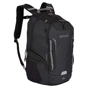 Outdoor Products Cresta Day Pack, Black