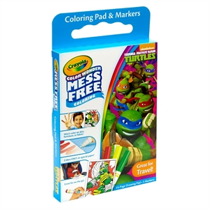 Crayola Color Wonder Refill Book - Blank, White