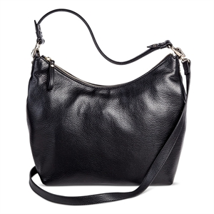 Hobo Bags Merona Black Solid, Women's