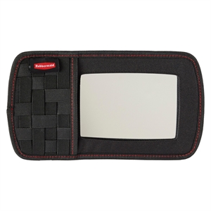 Rubbermaid Mirror Visor Organizer, Black