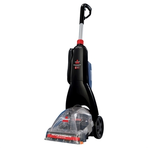 Bissell QuickSteamer Powerbrush Pet Upright Carpet Cleaner - Black 47B21