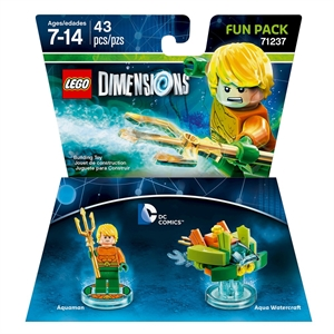 Lego Dimensions - DC Aquaman Fun Pack
