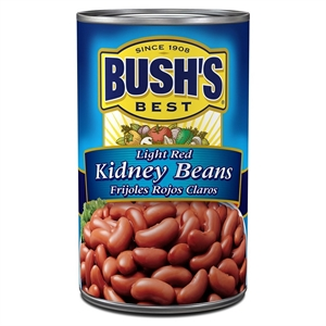 Bush's Best Light Red Kidney Beans 16 oz