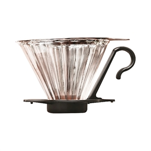Primula Seneca Pour Over Coffee Maker, Clear