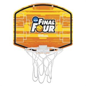Wilson NCAA Final Four Over-The-Door Mini Hoop Set, Orange