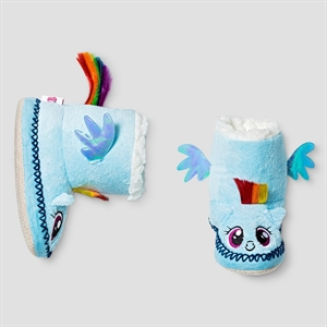 My Little Pony Casual Socks - Blue S/M, Girl's