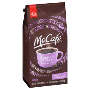 McCafe French Roast Dark Roast Ground Coffee 12oz