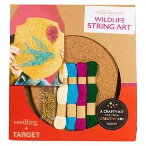 Seedling Design Your Own Wildlife String Art