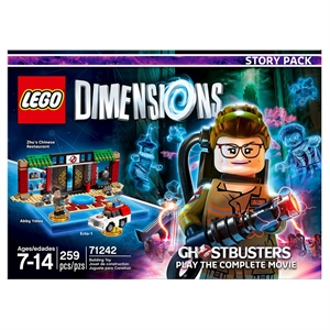 Lego Dimensions New Ghostbusters Story Pack