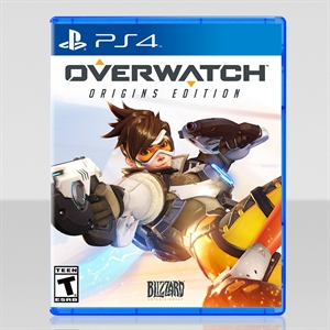 Overwatch Origins Edition (PlayStation 4)