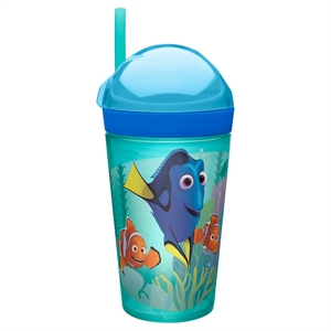 Finding Dory Snack Bottle 10oz Blue