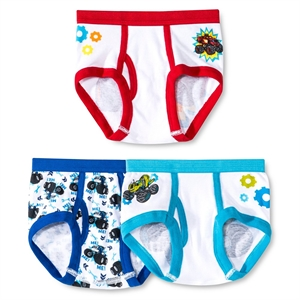 Toddler Boys' Blaze and the Monster Machines Classic Brief - Multi 2T, Toddler Boy's, Multicolored