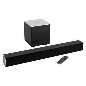 Vizio 28 2.1 Soundbar (SB2821-D6), Black