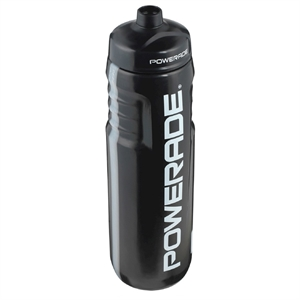 Powerade Water Bottle Squeeze 32 oz - Black