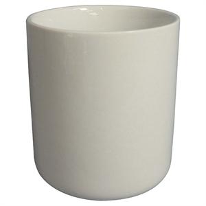 Utensil Holder Porcelain White - Threshold