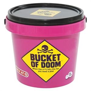 Big Potato Bucket of Doom Board Game