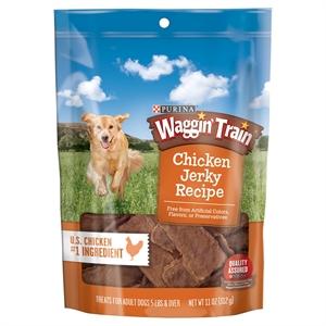 Purina Waggin Train Chicken Jerky Treat 11oz