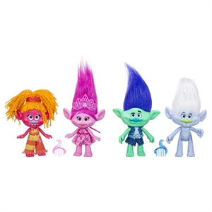 DreamWorks Trolls True Colors Collection