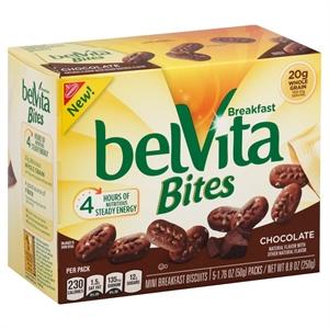 belVita Chocolate Bites 8.8 oz