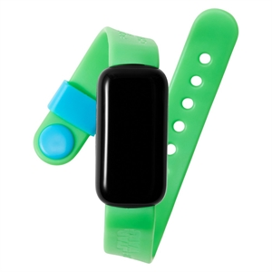 Unicef Kid Power Band  Star Wars Limited Edition Green