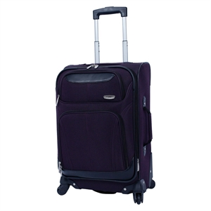 Skyline 21 Carry On Luggage - Purple