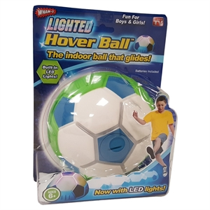 As Seen On TV Lighted Hover Ball, Multi-Colored