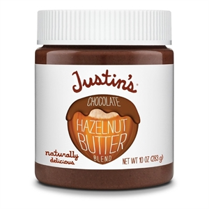 Justin's Chocolate Hazelnut Butter Blend - 10 Oz