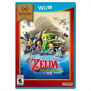 Nintendo Selects: The Legend of Zelda: The Wind Waker HD (Nintendo Wii U)