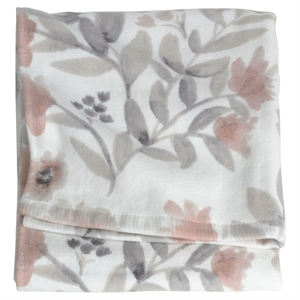 Flat Weave Hand Towel Coral Blooms - Threshold, Pink
