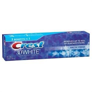 Crest 3D White Arctic Fresh Whitening Toothpaste - 4.8 oz