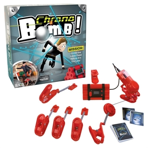 Chrono Bomb! Game, Board Games