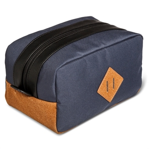 Men's Nylon Dopp Kit Blue One Size - Merona