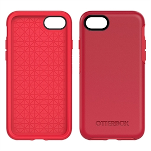 iPhone 7 Case - OtterBox Symmetry - Rosso Corsa, Red