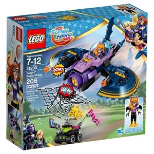 Lego Super Hero Girls Batgirl Batjet Chase 41230