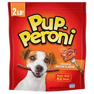Pup-Peroni Bacon Flavor Treat 32oz