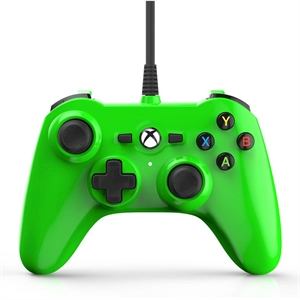 PowerA mini Controller for Xbox One - Green, New Lime