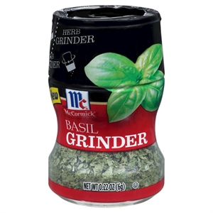 McCormick Herb Grinder Basil 0.22 oz