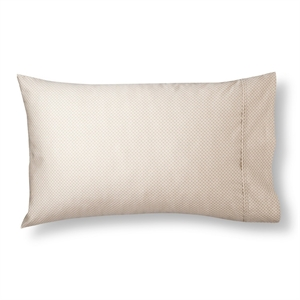 Performance Pillowcase (King) Tan - Threshold, Tan Circle