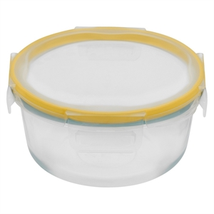 Snapware Medium Round Container 4 cup, Clear