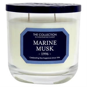 Jar Candle - Marine Musk - THE Collection