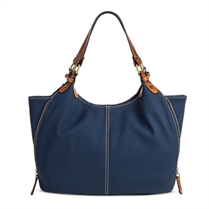 Hobo Bags Merona In The Navy Solid, Women's