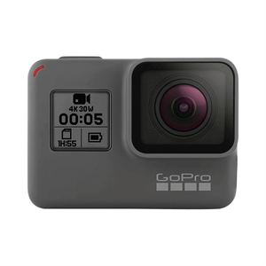 GoPro HERO5 Black, Flat Grey