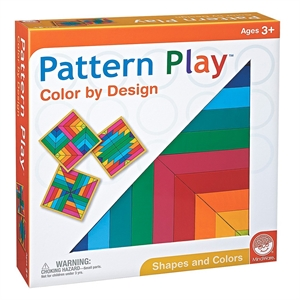 Mindware Pattern Play, Teaching Charts and Props