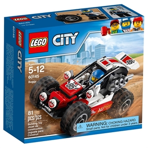Lego City Great Vehicles Buggy 60145