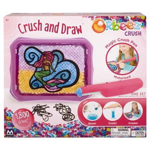 Orbeez Crush & Draw, Absorbent Ball Playsets