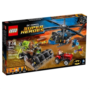 Lego Super Heroes Batman: Scarecrow Harvest of Fear 76054